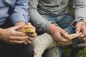 En Panamá, el 59% de los encuestados dijo haber experimentado por primera vez inseguridad alimentaria en la pandemia. Pixabay