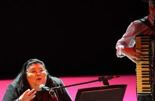 Mercedes Sosa nació en la provincia de Tucumán, en el norte de Argentina.