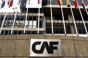 CAF cerró el 2020 con un récord de más de $14.000 millones en aprobaciones de préstamos, la mayoría destinados a atender los efectos de la pandemia en la economía. Foto: Archivo