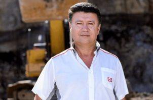 Carlos Cerda, dueño de la empresa constructora Meco S.A.