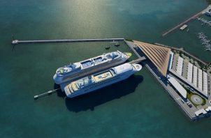 Doce líneas de crucero podría arribar a Panamá este año. Archivo