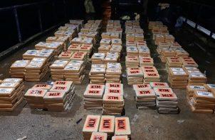 Por narcotráfico han sido procesadas más de 300 personas. Foto: Cortesía @MinSegPma