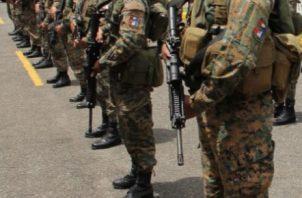 En Colón se realizan intensos operativos para combatir el narcotráfico y la delincuencia común. Foto: Archivos