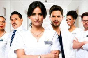 Serie dramática 'Enfermeras'. Foto: Cortesía