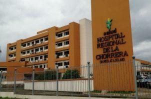 La dirección médica del hospital Nicolás A. Solano sostiene que este centro médico se encuentra en crisis. Foto: Eric A. Montenegro