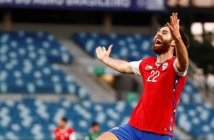 Benjamin Brereton anotó el único gol del partido en el minuto 10. Foto: EFE