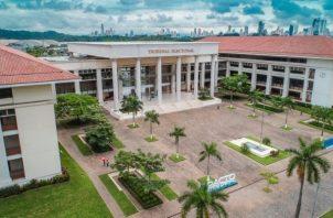 Sede del Tribunal Electoral.