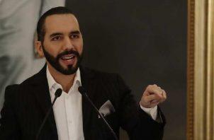 El Salvador solicitó asistencia técnica al Banco Mundial para la elaboración de un reglamento. Foto:EFE