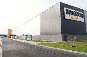 Amazon es considerado el gigante estadounidense del comercio electrónico. Foto: EFE