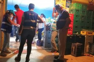 Las autoridades realizarán operativos de vigilancia sanitaria en varios distritos de la provincia de Herrera de forma simultánea. Foto: Thays Domínguez