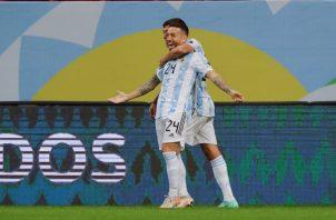 Argentina tendrá una jornada de descanso antes de su última presentación en esta fase de grupos ante Bolivia el próximo lunes. Foto: EFE