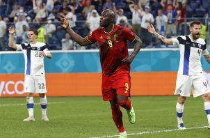 Bélgica espera ahora rival en los octavos de final. Foto: EFE