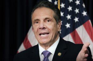 El gobernador de Nueva York, Andrew Cuomo. Foto: EFE
