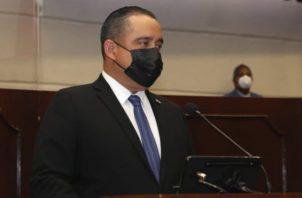Por dos años, la Asamblea fue presidida por Marcos Castillero. Foto: Archivo