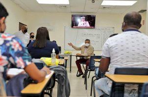 Inadeh capacitará a los beneficiarios de Panamá Solidario en cinco áreas. Foto: Cortesía Inadeh