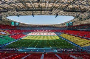 Este miércoles se celebra el partido Alemania-Hungría. Foto: EFE