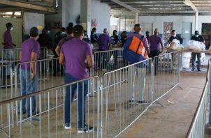 La DGSP indica que en el horario de visitas se recibirán las encomiendas en control 1 del centro penitenciario La Joya.