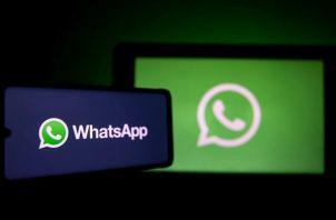 """""""Pronto daremos a las empresas en algunos países seleccionados la opción de mostrar su 'Shop' en WhatsApp"""", indicó Facebook. Foto: EFE"""
