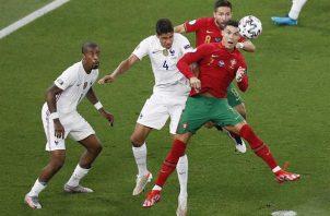 En la temporada 2020/21, Ronaldo ha anotado 46 goles en 58 partidos. Foto: EFE