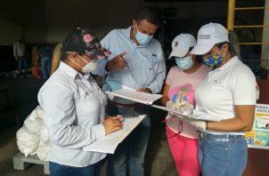 Panamá Solidario estará vigente por medio año más. Foto: Cortesía Conades