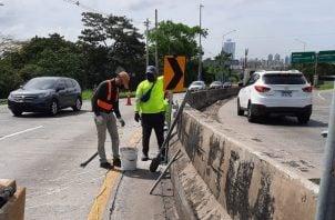 La velocidad influye en los accidentes que se registran en esta zona. Foto: Cortesía ATTT