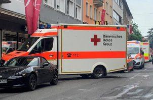 El autor del ataque en Alemania estaba en tratamiento psiquiátrico. Foto: EFE