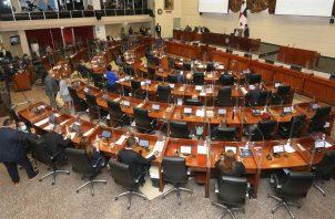 Diputados han sido duramente cuestionados por la Corte en varias ocasiones.  Foto: Asamblea Nacional