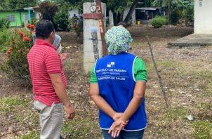 Debido a la pandemia, se ha tenido que contratar a más personal de salud. Foto: Cortesía Minsa