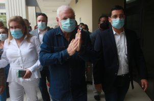 El expresidente Ricardo Martinelli, en reiteradas ocasiones, ha indicado ser víctima de una persecución política.