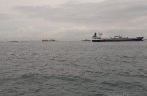 Hasta hoy se espera mar picado en el litoral Pacífico. Archivo