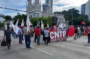 Dirigentes de Conato reconocieron que hubo cierta presión del Gobierno para que ellos se reintegraran al diálogo nacional por la CSS. Cortesía