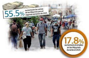 La crisis originada por la covid-19 también ha provocado la caída de los ingresos en muchas de las empresas en Panamá.
