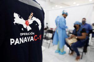 Panamá ha aplicado 1,518,049 dosis de vacunas contra la covid-19. Foto: EFE
