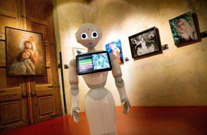 El popular androide fue creado en 2014. Foto: EFE