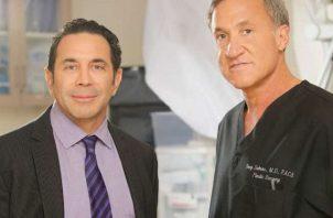 Los cirujanos plásticos más famosos de Hollywood. Fotos: Internet