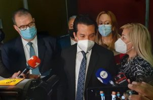 La defensa de Ricardo Martinelli está lista para demostrar su inocencia. Foto: Víctor Arosemena