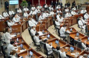 La Asamblea Nacional sigue bajo la lupa por sus altos gastos. Foto: Víctor Arosemena