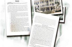 Esta nulidad fue decretada por las magistradas María De Lourdes Estrada y Nancy Adames Zamora.