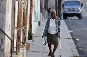 Actualmente, los sistemas de pensiones muestran unos déficits. EFE