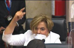 Diputada de Cambio Democrático. Mayín Correa.
