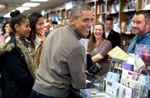 Barack Obama. Foto: Instagram
