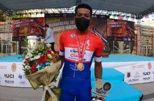 Christofer Jurado completa en Turquía su preparación para las Olimpiadas, cita a la que por primera vez asiste un ciclista panameño. Foto: Cortesía Fepaci