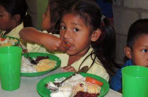 En los últimos meses se ha trabajado en fortalecer la educación alimentaria y nutricional en Mesoamérica. Cortesía