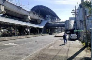 Una de las estaciones de la Línea 1 con la que se conectaría el metrocable sería la de San Isidro, hasta donde llega en la actualidad. Foto: Archivo