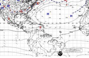 Paso de la onda tropical #12. Foto: Cortesía Sinaproc