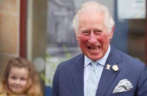 Príncipe Carlos. EFE