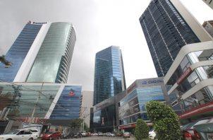 La banca en Panamá mantiene amplios niveles de liquidez desde antes de la llegada de la pandemia. Archivo