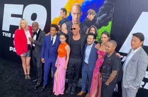 'Fast & Furious 9' es un 'filme' protagonizado por Vin Diesel y John Cena. Foto: Instagram