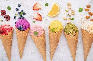 El helado o crema helada es un alimento congelado que por lo general está hecho de lácteos o crema. Foto: Ilustrativa / Pixabay