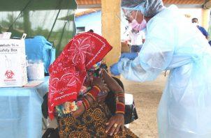 En Panamá se han aplicado más de un millón y medio de vacunas contra la covid-19. Foto: Cortesía Minsa